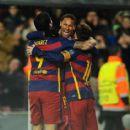 FC Barcelona v. AS Roma November 24, 2015