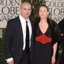 Dominic Purcell and Rebecca Purcell - 266 x 400