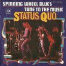 Spinning Wheel Blues