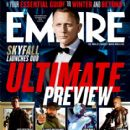 Daniel Craig - Empire Magazine Cover [United Kingdom] (October 2012)