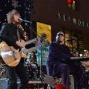 Richie Sambora performs at the 82nd annual Hollywood Christmas parade on December 1, 2013 in Hollywood, CA - 454 x 326
