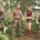 Karen Gillan as Ruby Roundhouse in Jumanji: Welcome to the Jungle - 454 x 303