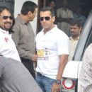 Salman Khan is going to Banglore to Attend CCL Opening Cermony