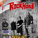 Jimmy Bower, Pepper Keenan, Rex Brown, Phil Anselmo - Rock Hard Magazine Cover [Italy] (November 2010)