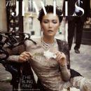 Gwen Lu - Harper's Bazaar Magazine Pictorial [India] (September 2014) - 454 x 615