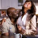 Morris Chestnut and Pam Byse