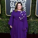 Melissa McCarthy At The 76th Annual Golden Globes (2019)
