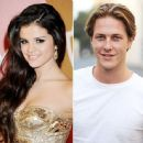 Luke Bracey and Selena Gomez
