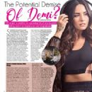Demi Lovato – People South Africa Magazine (August 2018) - 454 x 597