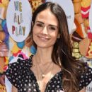 Jordana Brewster – 2018 'We All Play' Fundraiser Event in Santa Monica - 454 x 627