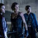 Resident Evil: The Final Chapter (2016) - 454 x 303