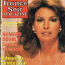Raquel Welch - France Soir Magazine Cover [France] (20 March 1982)