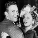 Diana Barrymore and John Howard