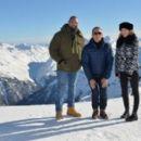 Dave Bautista, Daniel Craig, Lea Seydoux - January 7, 2015-Spectre Austria Photocall - 400 x 266