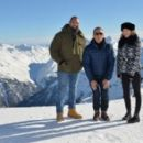 Dave Bautista, Daniel Craig, Lea Seydoux - January 7, 2015-Spectre Austria Photocall