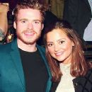 Jenna-Louise Coleman and Richard Madden Photos