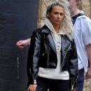 Molly Mae with Boyfriend Tommy Fury out in Manchester - 454 x 908