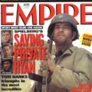 Tom Hanks - Empire Magazine [United Kingdom] (October 1998)