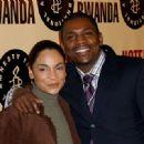 Jasmine Guy with Mekhi Phifer