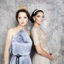 Olga Kabo and singer Nina Shatskaya - 454 x 302