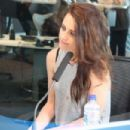 Kristen at The Lisa, Paul, & Baz Show on 92.9