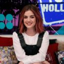 Lucy Hale – Visits the Young Hollywood Studio in Los Angeles