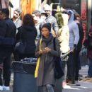 Thandie Newton – Shopping in New York - 454 x 652