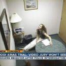 Jodi Arias Giggling In The Maricopa Sheriff's Dept Interogation Room - 320 x 240