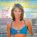 Alexandra Paul - Vegan Health & Fitness Magazine Cover [United States] (February 2015)