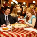 Patrick Dempsey and Amy Adams in Walt Disney Pictures' ENCHANTED