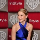 Emily VanCamp - 66th Annual Golden Globe Awards - InStyle Warner Bros Official After Party At The Oasis Court At The Beverly Hilton Hotel On January 11, 2009 In Beverly Hills, California