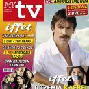 Ibrahim Celikkol - My TV Magazine Cover [Greece] (4 May 2014)
