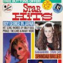 Boy George - Star Hits Magazine Cover [United States] (November 1984)