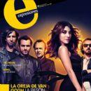 La Oreja de Van Gogh - Expresiones Magazine Cover [Ecuador] (3 May 2012)
