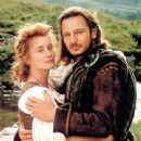 Jessica Lange and Liam Neeson in Rob Roy (1995) - 340 x 500
