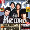 John Entwistle, Pete Townshend, Keith Moon - Mojo Magazine Cover [United Kingdom] (August 2015)