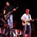 Van Halen at Darian Lake, NY on August 25, 2015