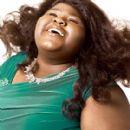 Gabourey Sidibe Elle Magazine Pictorial October 2010 United States
