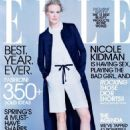 Nicole Kidman - Elle Magazine Pictorial [United States] (January 2015)