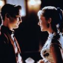 Tobey Maguire and Marley Shelton in Pleasantville (1998)