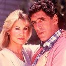 Elliott Gould and Dee Wallace-Stone