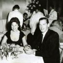 Milton Berle and Ruth Cosgrove