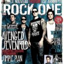 Johnny Christ, M. Shadows, Synyster Gates & Zacky Vengeance