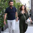 Eva Longoria and Jose Baston – Out in Los Angeles - 454 x 589