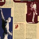 Freddie Mercury - Rovesnik Magazine Pictorial [Russia] (December 1996) - 447 x 619
