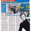 Jean-Paul Belmondo - Retro Magazine Pictorial [Poland] (April 2016) - 454 x 642
