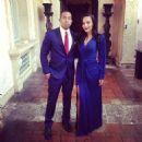 Eudoxie Agnan and Ludacris