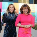 Patsy Kensit and Lorraine Kelly at ITV Studios in London - 454 x 513