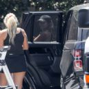 Sofia Richie – Seen after a workout session in Malibu