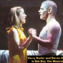 Bat Boy Original 2001 Cast Starring Deven May.Music By Laurence O'Keefe - 316 x 284